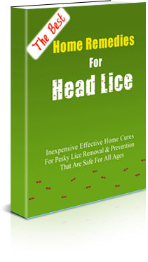 Proper use of Lice Vacuum Comb PLUS Lice Treatment FREE Report