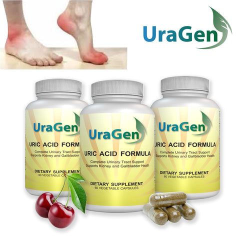 UraGen - 3 Bottle (with $10 Credit)