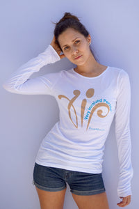 VIP Women White Long Sleeve
