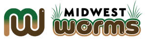Midwest Worms Horizontal Logo