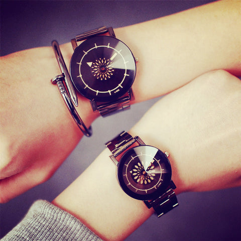 Top Fashion Brand Men and Women Quartz Watch - Wizard Watches