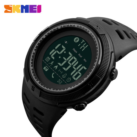 Men's Smart Sport Watch Bluetooth Calorie Pedometer Fashion Watches - Wizard Watches