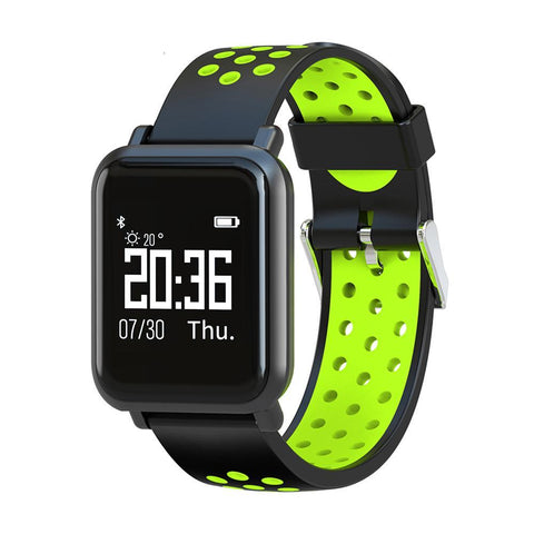 Activity Tracker Smart Watch - Wizard Watches