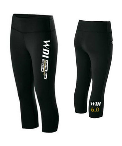 WDI Capri Leggings