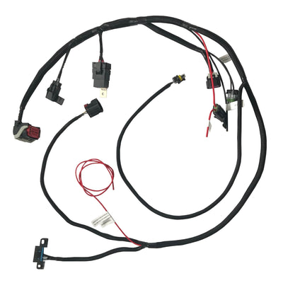 Warren Diesel Injection LLC Stand Alone Wire Harness 6.0L