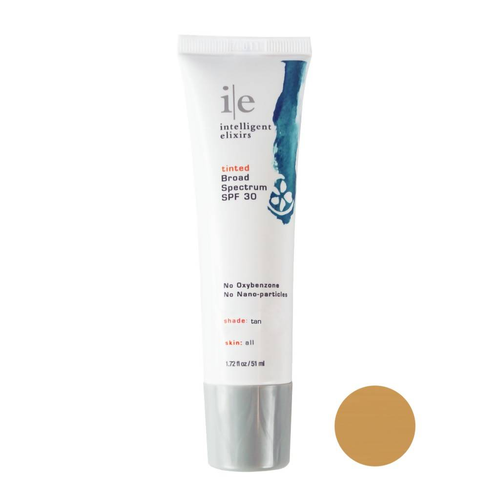 Tinted Broad Spectrum SPF 30 - Tan