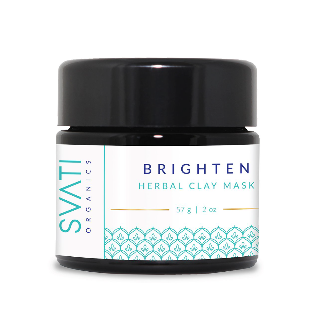 Brighten Herbal Clay Mask