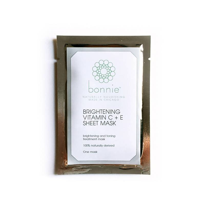 Brightening Vitamin C + E Sheet Mask