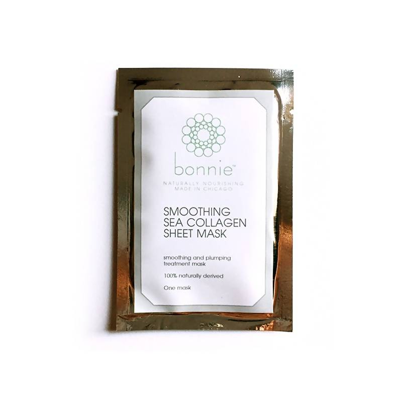 Smoothing Sea Collagen Sheet Mask
