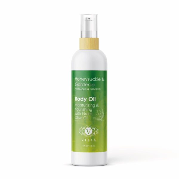 Nourishing Honeysuckle & Gardenia Body Oil