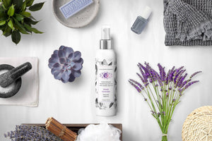 Nourishing Greek Lavender Body Oil