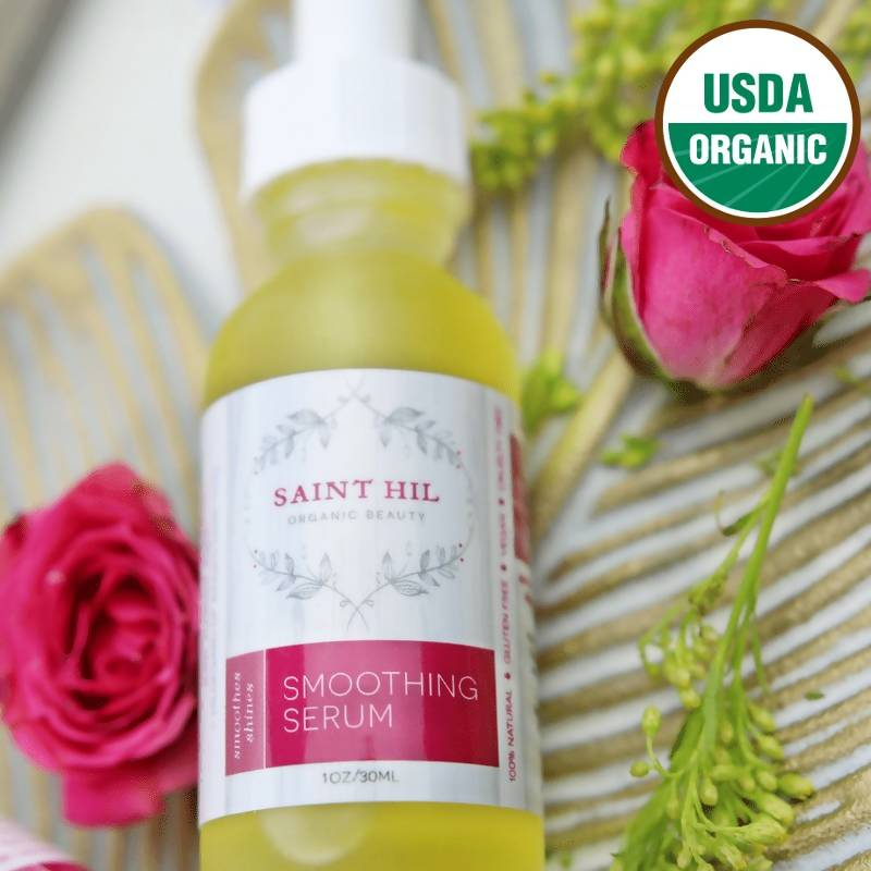 USDA Organic Smoothing Serum