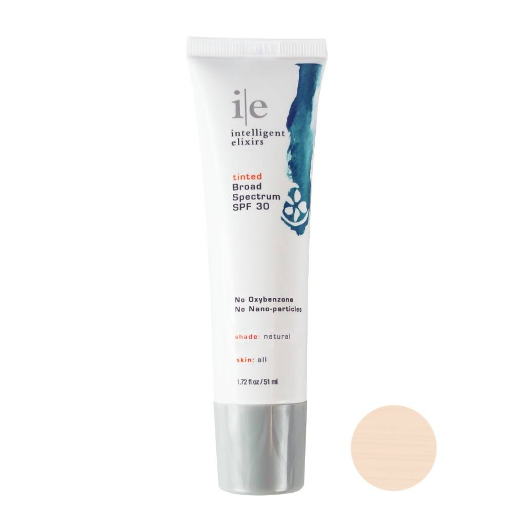 Tinted Broad Spectrum SPF 30 - Natural