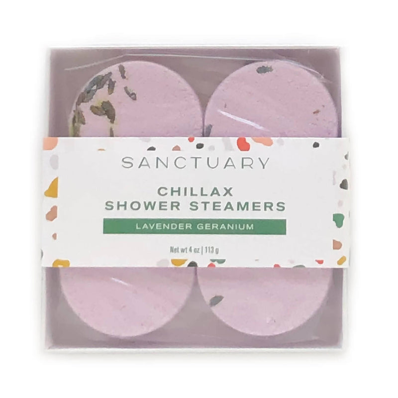 Shower Steamers - Lavender-Geranium scented