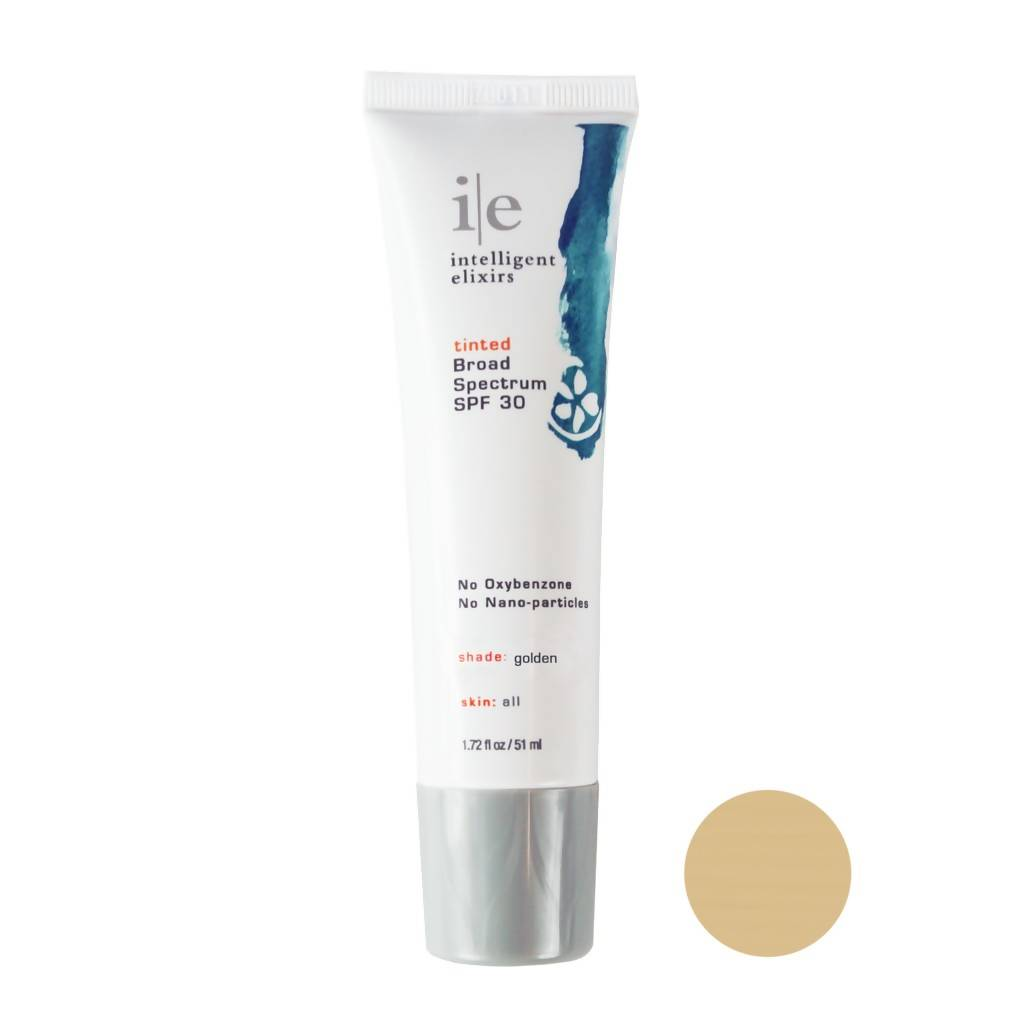 Tinted Broad Spectrum SPF 30 - Golden