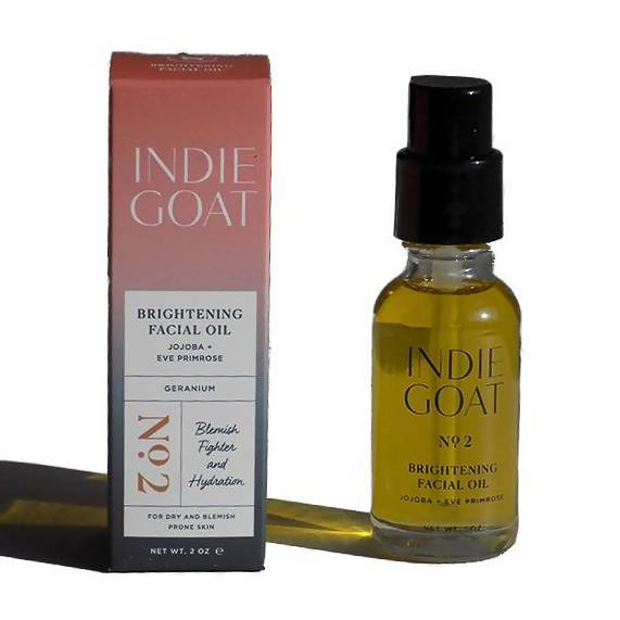 No 2 - Brightening Facial Oil
