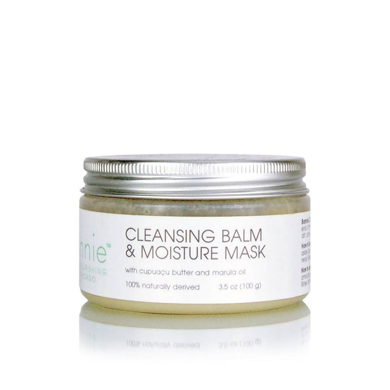 Cleansing Balm and Moisture Mask
