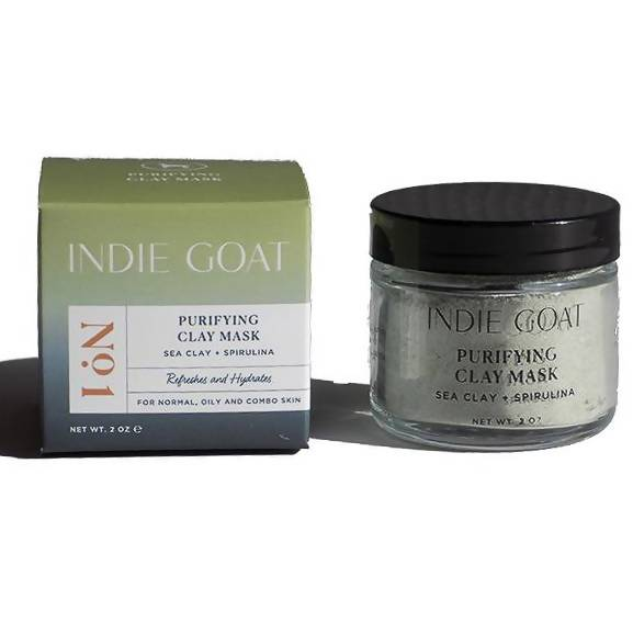 No 1 - Purifying Clay Mask