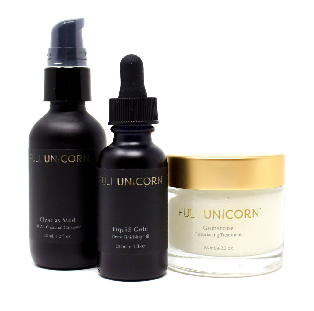 Radiant Facial Set