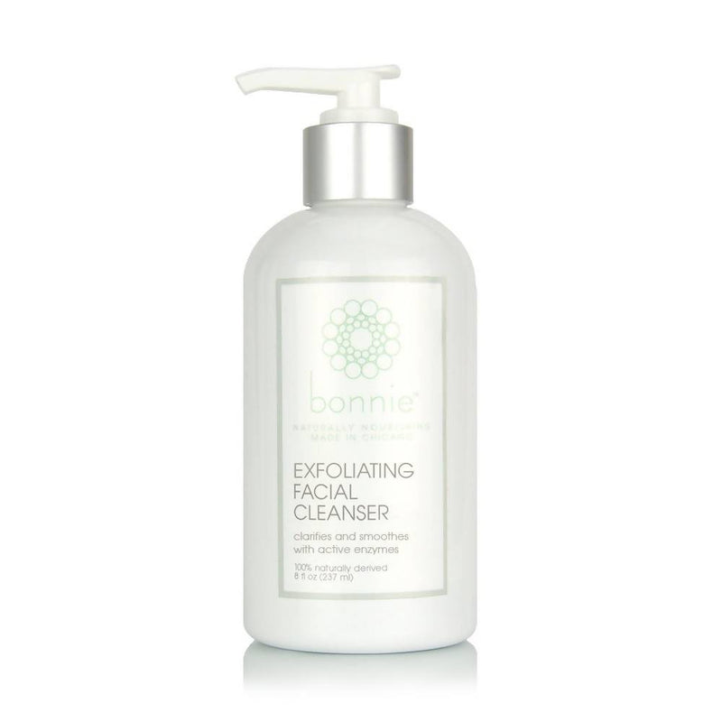 Exfoliating Facial Cleanser