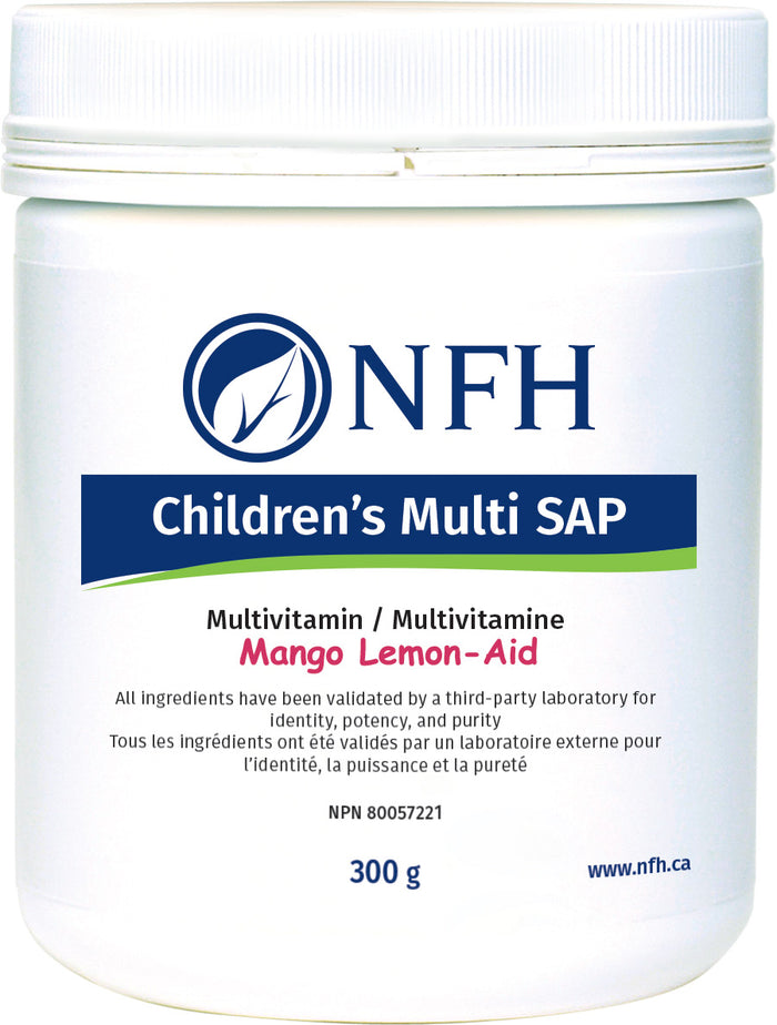 Children Multi SAP Mango Lemon