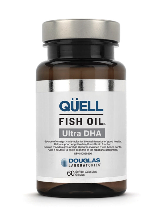 Quell Fish Oil Ultra DHA