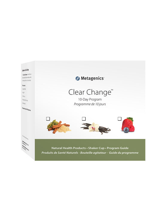 Clear Change Programme de 10 jours
