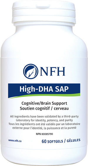 High-DHA SAP