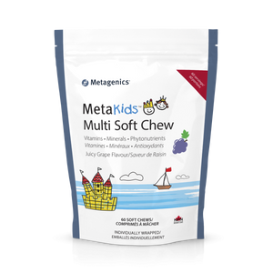 MetaKids MultiSoft Chewable
