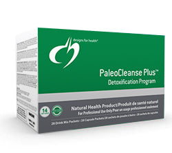 PaleoCleanse Plus 14 day Detoxification Program