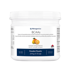 BCAA Orange Mangue Powder