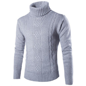 Mens Turtleneck Sweater