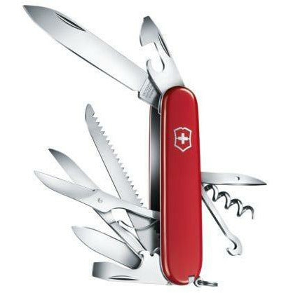 Huntsman Red Swiss Army Knife - Victorinox