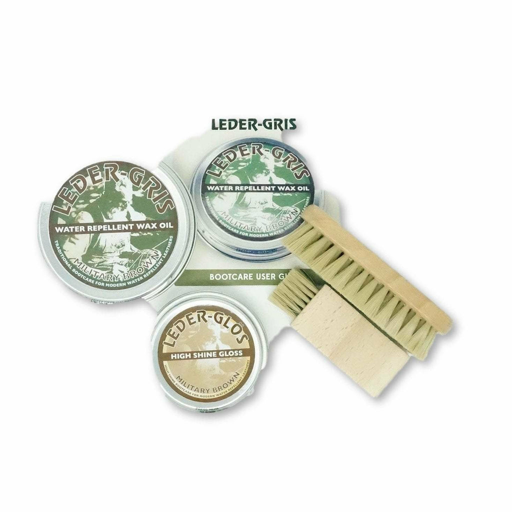 Altberg Alt-Berg Boots Altberg Boot Care Kit - Leder Gris - Brown