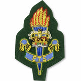 Beret Badge - ETS - Commando Green B/G [product_type] Ammo & Company - Military Direct