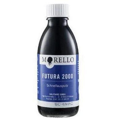 Morello Futura 2000 Brown / Black Boot Paint - 100ml Footwear Accessories Ammo & Company - Military Direct