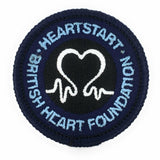 Air Cadet Heartstart First Aid Blue Badge Proficiency & Award Badges Ammo & Company - Military Direct