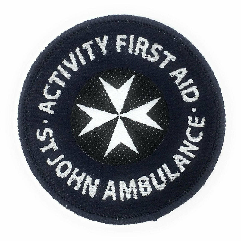 e43fb8a19f6fb Air Cadets Youth First Aid Badge - Bronze/Silver/Gold Proficiency & ...
