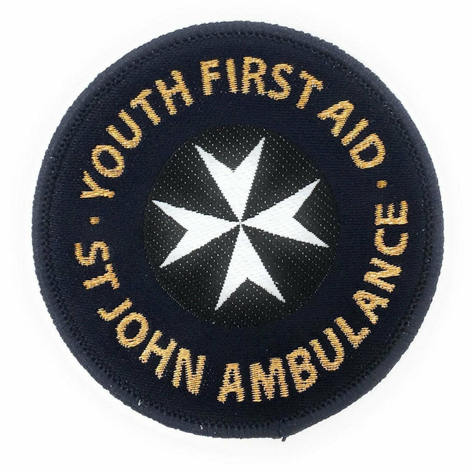 Ammo & Co Cadet Proficiency & Award Badges Air Cadets Youth First Aid Badge - Bronze/Silver/Gold