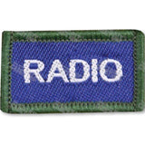 Cadet Radio User (CRU) Badge Proficiency & Award Badges Ammo & Company - Military Direct