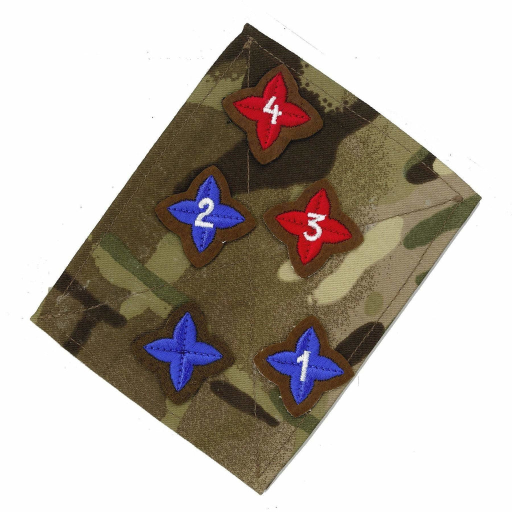 The ACF Award Training Badges (Per 10) Proficiency & Award Badges Ammo & Company - Military Direct