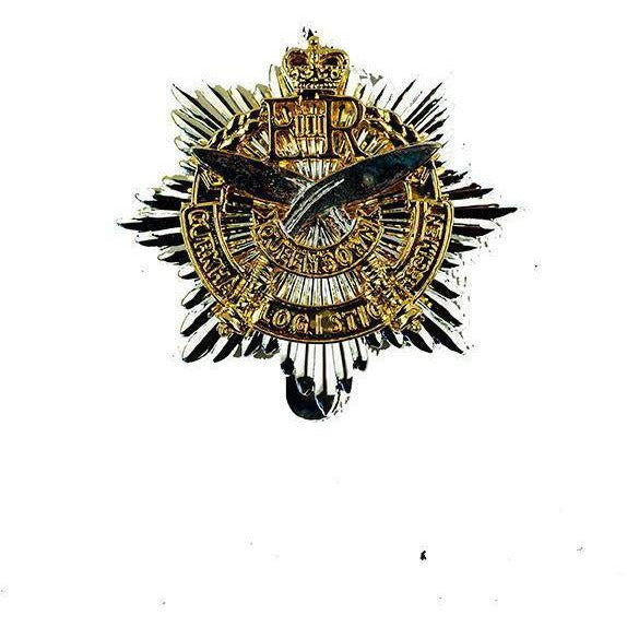 Ammo & Co Cap Badge - QOGLR