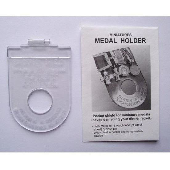 Medal Holder - Plastic - Miniature [product_type] Ammo & Company - Military Direct