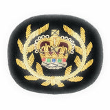 Mess Dress Crown - RQMS - Gold on Navy Ground [product_type] Ammo & Company - Military Direct