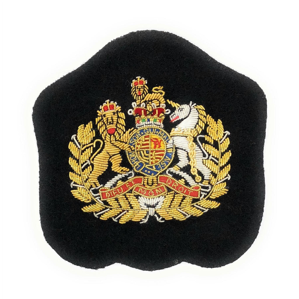 Mess Dress - Senior Warrant Officer worn by Corps RSM & Comamnd SM - Gold on Black Ground [product_type] Ammo & Company - Military Direct