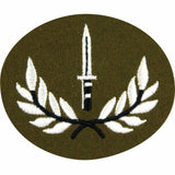 No2 Dress - Class 1 Infantry Soldier Badge