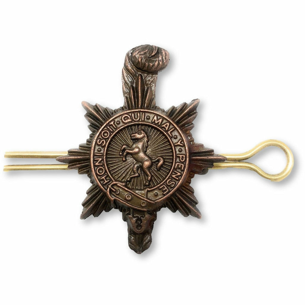 PWRR - No2 Dress Collar badges - Bronze [product_type] Ammo & Company - Military Direct