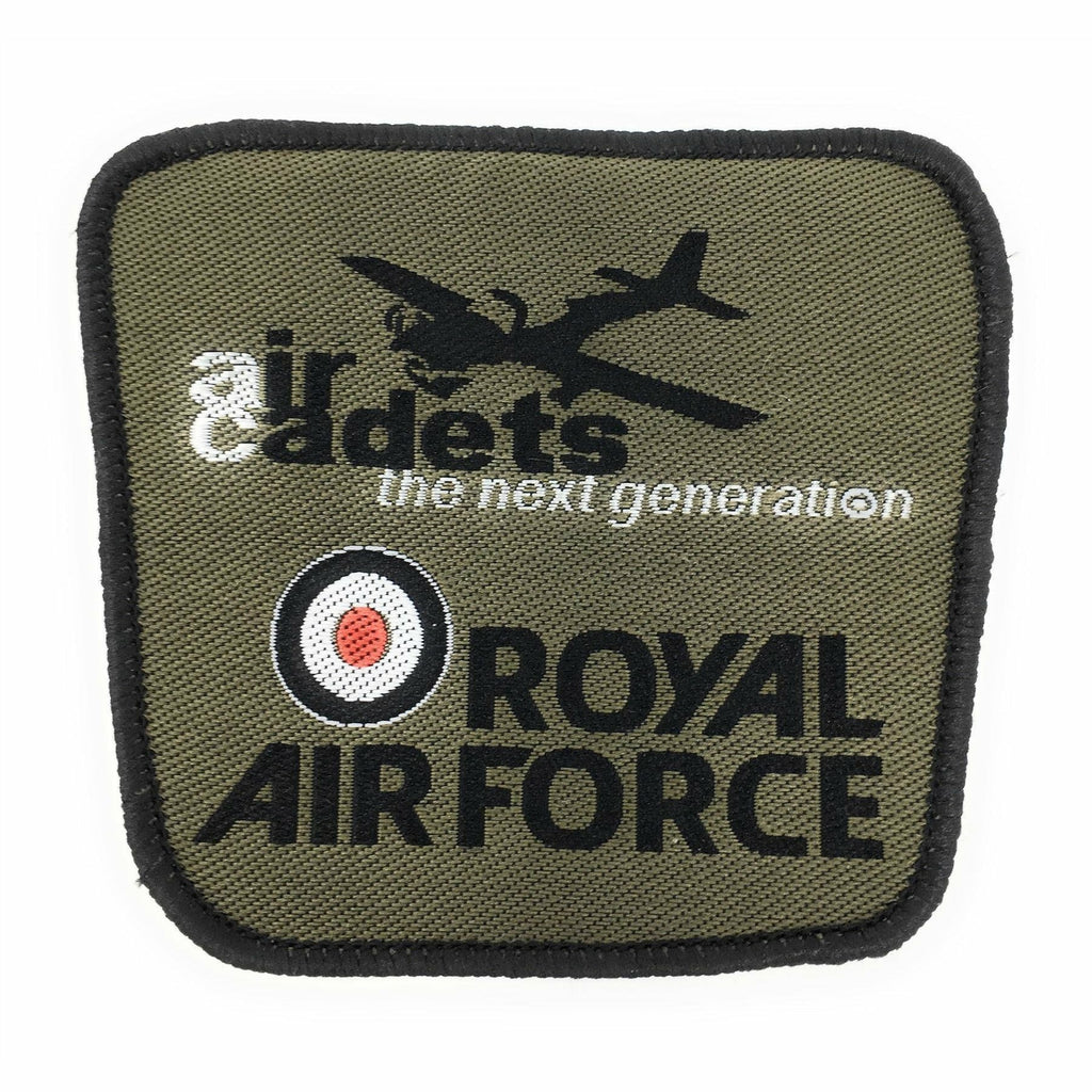 RAF Air Cadet TRF - MTP Green [product_type] Ammo & Company - Military Direct