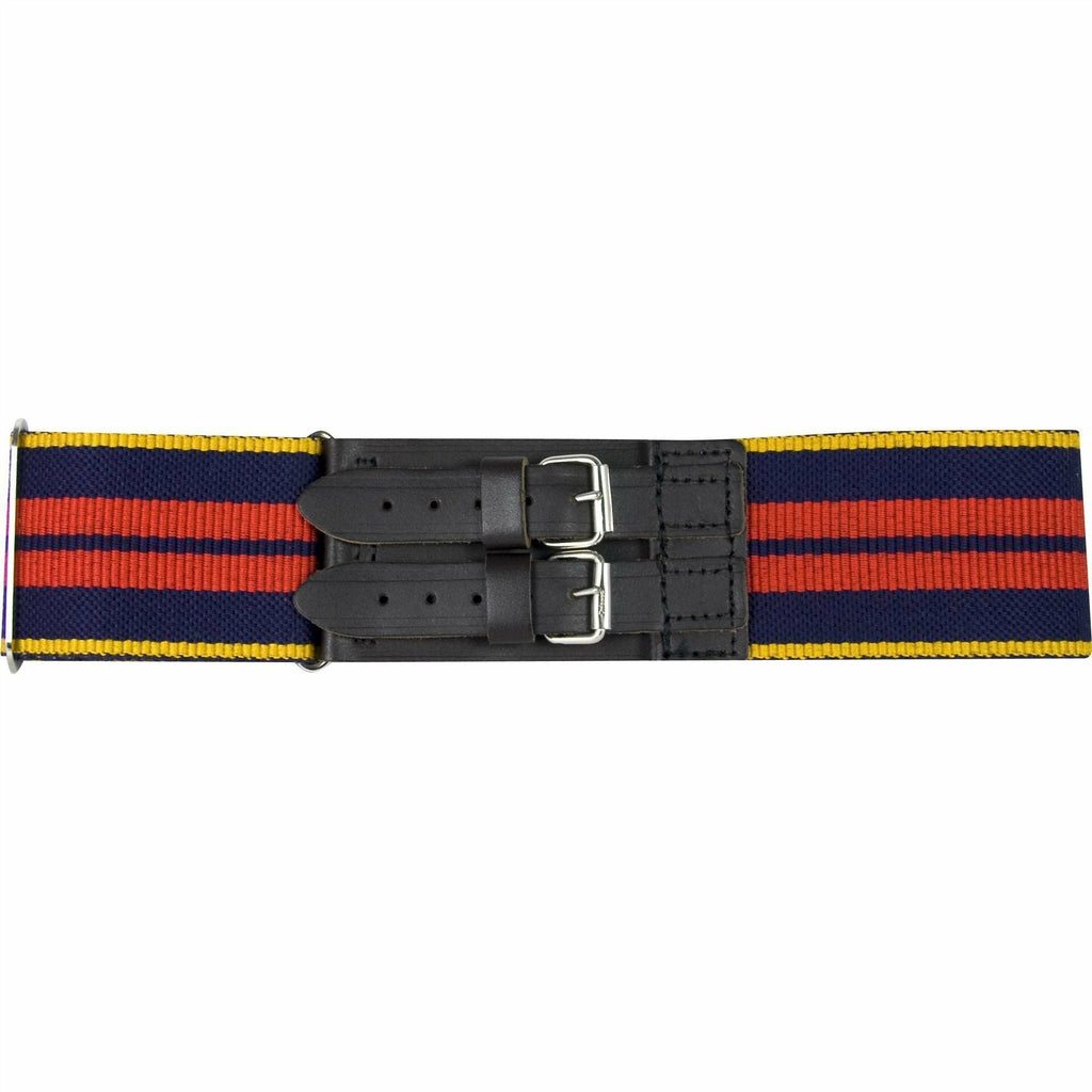 The Royal Logistic Corps (RLC) Officers Stable Belt [product_type] Ammo & Company - Military Direct