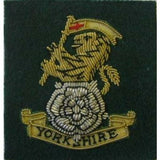 The Yorkshire Regiment Officers Beret badge [product_type] Ammo & Company - Military Direct